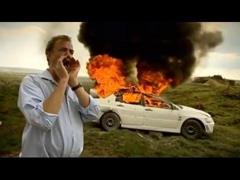Mitsubishi Evo vs British Army Part 2 – Top Gear – BBC