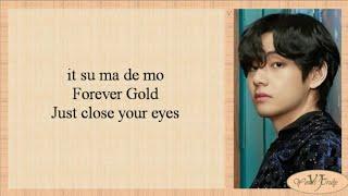 BTS (방탄소년단) - Stay Gold (Easy Lyrics)