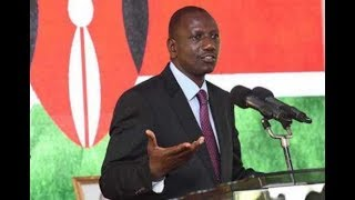 DP William Ruto: We are a proud government that leads within our means