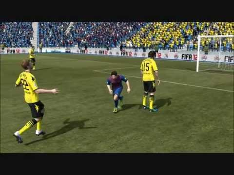 FIFA 12 Has The Best Bugs