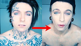I Covered My Tattoos with Makeup From Walmart | EXTREME TRANSFORMATION