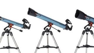 Celestron Inspire 80AZ Refractor Telescope - 22402