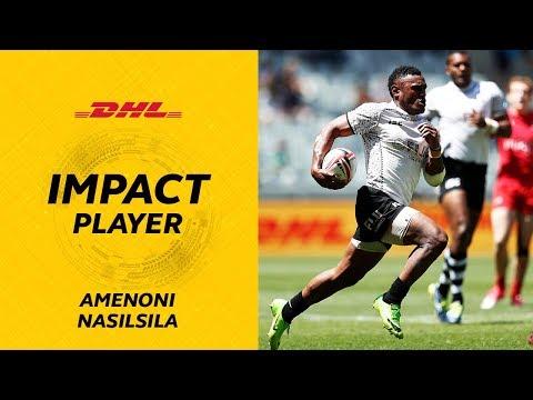 DHL Impact Player: Amenoni Nasilasila