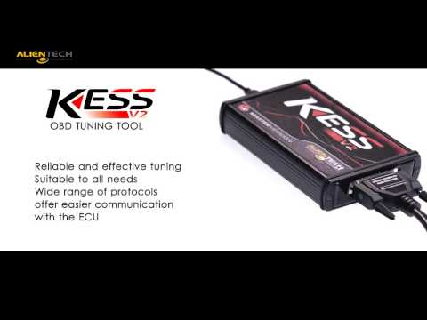 KESSv2 - OBD Tuning Tool