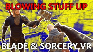 WORLD WAR WEAPONS in Blade and Sorcery
