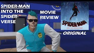 Spider-Man: Into the Spiderverse Movie Review
