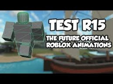 ROBLOX R15 Character Scaling Demo - смотреть онлайн на Hah Life