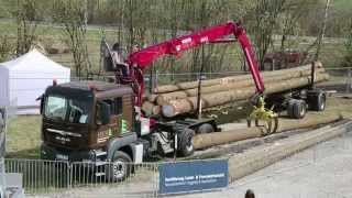 preview picture of video 'MAN Trucknology Days 2014, Munich'