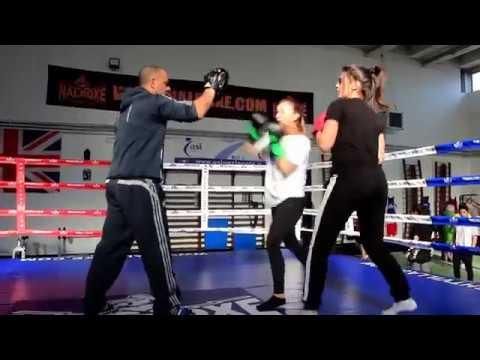 Preview video Ivrea - 7 minuti con l'ASD Nalboxe
