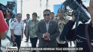 Terkait Pengeroyokan Tim Komisi V DPR RI Mengunjungi STIP Jakut  INews Siang 13/01