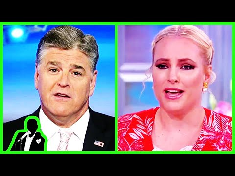 Meghan McCain Whines To Hannity About The 'Trauma' Of The View   The Kyle Kulinski Show
