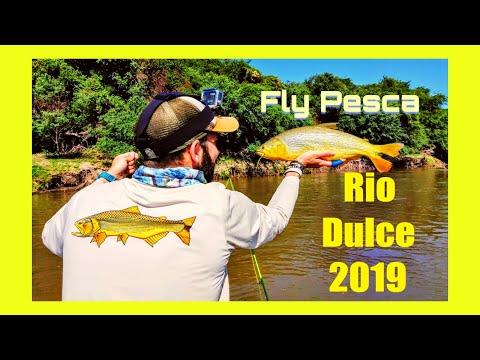 Rio Dulce FlyPesca 2019 HD