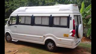 Tempo Traveller On Rent Per Km Luxury Online Booking In Delhi