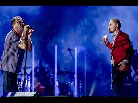 Дима Билан и Григорий Лепс - Небо (Творческий вечер Григория Лепса на фестивале ЖАРА 2017)