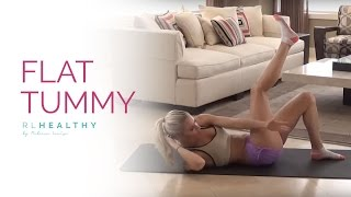 Flat Tummy by Rebecca-Louise