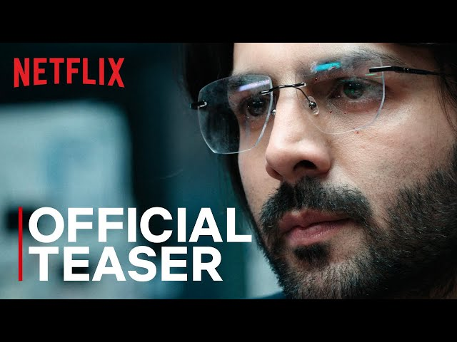 Netflix Announces Dhamaka! The Much Awaited Kartik Aaryan Starrer,  Directed By Ram Madhvani, To Release On Netflix This Summer