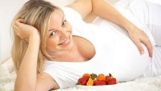 Смотреть онлайн О правильном питании беременной женщины