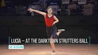 RTSF 2018 - Lucía - At The Darktown Strutters Ball