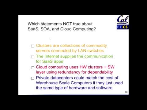 "Review of ""Which statements NOT true about SaaS, SOA and Cloud Computing"""