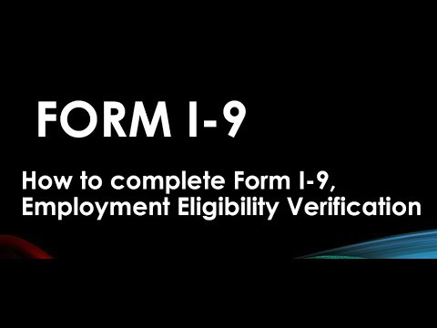 Form I-9 Process Flowchart - mtu - Fill Out and Sign