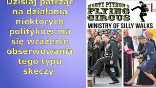 Ministerstwo głupich kroków