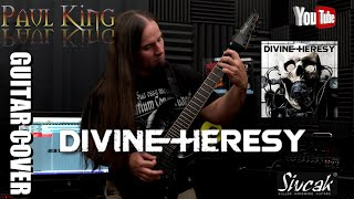 Video Divine Heresy - Failed Creation [ Guitar Cover ] By: Paul KIng