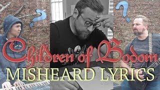 Children of Bodom - Bed of Razors (Misheard Lyrics)