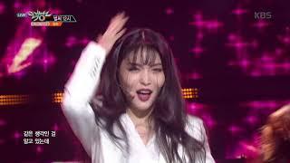 뮤직뱅크 Music Bank - 벌써 12시 (Gotta Go) - 청하(Chung Ha).20190125