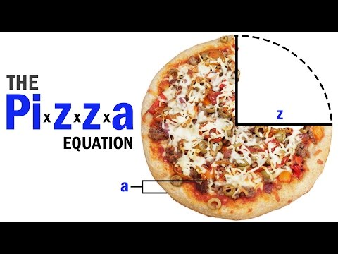 The Maths Equation That Explains Why You Should Always Buy Larger Pizzas