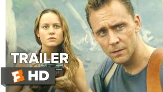 Kong: Skull Island - Official Comic-Con Trailer (2017)