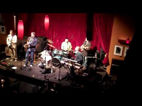 """INTERVISION - """"Say What You Mean"""" LIVE at Jimmy Mak's"""