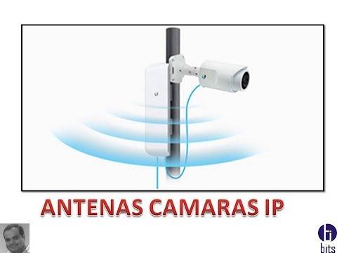 Camaras ip con antena