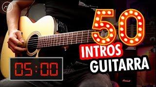 50 Inicios de Canciones EN MENOS DE 5 MINUTOS! - Challenge - Reto | Christianvib
