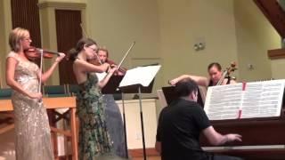 Sofia Gubaidulina Piano Quintet (1958) I. Allegro