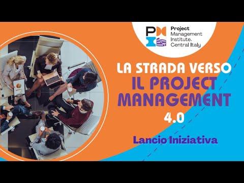 Lancio Iniziativa - La strada verso il Project Management 4.0