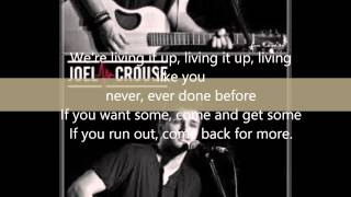 If You Want Some by Joel Crouse lyric video