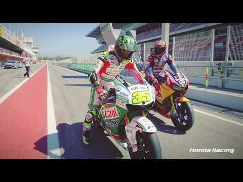 Honda Racing TV - Episode 13 - Cal Crutchlow