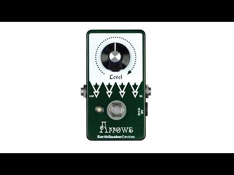 EARTHQUAKER DEVICES Arrows Kytarový efekt