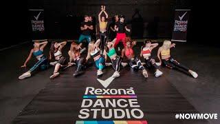 Paraná Group Tutorial X Rexona Dance Studio   Now United
