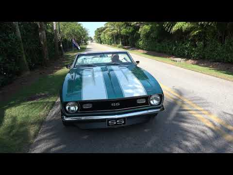 Video of Classic 1968 Chevrolet Camaro SS located in Florida - $37,500.00 - PNWZ