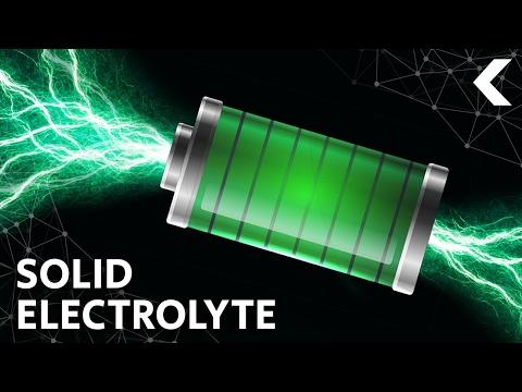 New Battery Tech - Solid State Battery — northernarizona