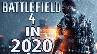 Battlefield 4 in 2020 HOLY CRAP!