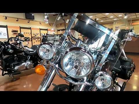 2014 Harley-Davidson Heritage SoftaiL Classic FLSTC