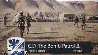 """UST101 - """"C.D. The Bomb Patrol II - El Artefacto"""" - Sdo Tofu"""