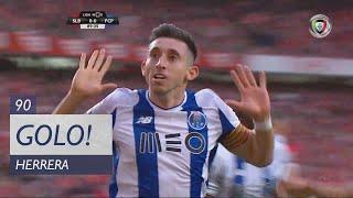 Goal | Golo Herrera: Benfica 0 (1) FC Porto (Liga NOS 1718 #33)