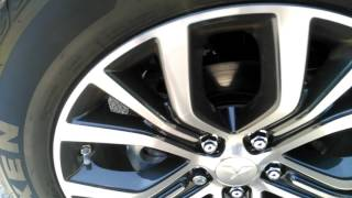 Check Tire Pressure on Your Mitsubishi Vehicle