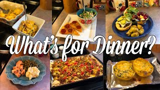 What's for Dinner?| Easy & Budget Friendly Family Meal Ideas| May 27th-June 2nd, 2019