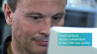 Top Surface - Perfect milling workpiece surfaces with SINUMERIK