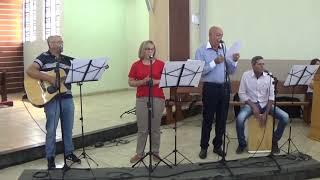 Canto de Comunhão - Solenidade de Jesus Cristo, Rei do Universo (Batizados) (25.11.2018)