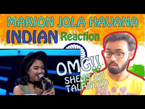 MARION JOLA - HAVANA (Camila Cabello ft. Young Thug) INDIAN REACTION | SPEXPLX